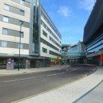 Foto de Premier Inn Southampton West Quay Hotel