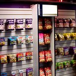 Hollywood Royalty Cinema - Great Yarmouth - Foyer Sweet Shop 2018