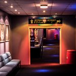 Hollywood Royalty Cinema - Great Yarmouth - Waiting Lounge & Corridor 2018
