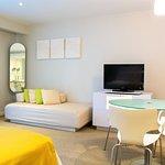 Family Suite, Sofa Cama