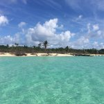 Icacos Snorkeling Tour!!!  Clear Beautiful water and fishes!!! Thanks again Milo, Cristhian and