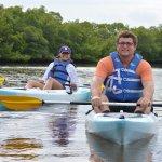 Foto de Up a Creek Kayak Tours