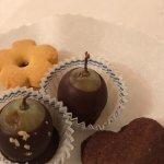 Coccole al cioccolato