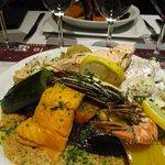 couscous poisson.