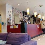 "wombats CITY HOSTEL VIENNA ""The Lounge"" Foto"