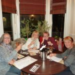 The Shining Wits evening at Trattoria51, Southport - Great Place!