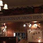 time travellers in the Wykeham Arms