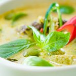 Delicious Thai Green Curry