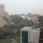 Smog in Delhi is a problem
