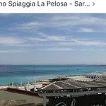 Photo of La Pelosa Beach