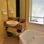 One Bedroom Double Spa Suite - Executive