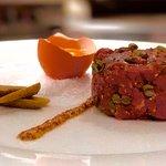 Bison & Filet Tartare