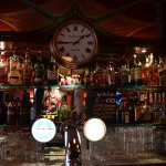 Old world style Dutch bar.