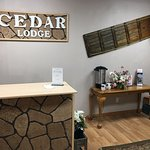 Welcome to the Cedar Lodge
