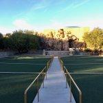 Amphitheater in Springs Preserve