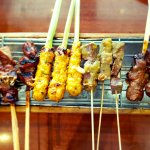The One Meter Satay