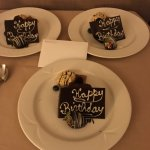 Thank you InterContinental Yorkville for our Birthday celebrations!