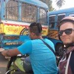 Cruising through Kolkata