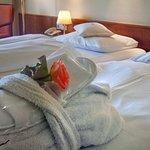 Hotel Am Rosengarten Foto