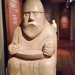 Statues with explanations