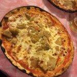 Pizza 🍕 Porcini