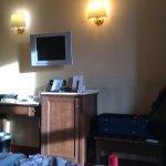 Interno della stanza 619