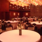 Rectangle & Square Banquet Halls for min 50 to 350 pax
