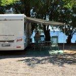 Foto de Akrata Beach Camping