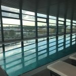 Great pool and spa on the top floor - this is a truly top class facility.