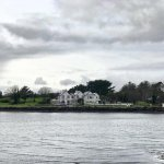 View of the House from Dingle