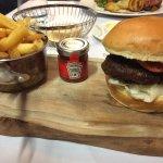 Beefburger - £18.95