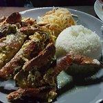 Restaurant et crabes