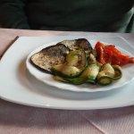 2) Verdure grigliate