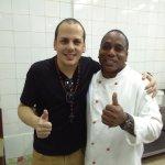 Visita del Cantautor Cubano Maiko de Alma