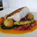 """The hake was amazing, so well cooked and presented, the best we have ever eaten anywhere."""