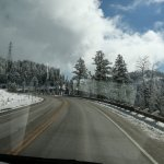 Teton Pass near lodge