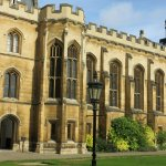 Corpus Christi College - University of Cambridge