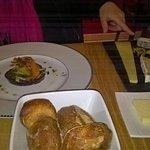 aubergine et autres légumes (2nd visite)