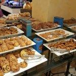 Desayuno Buffet - Surtido de Bollería