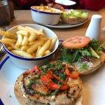 Bilde fra Oxe Burger