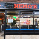 Entrance of Nemo's Fish Bar