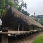 Traditional Vietnamese huts