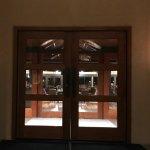 Entrance to tasting room & restaurant.