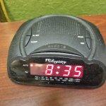 Clock in my room