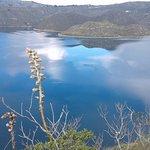 islas centrales en Cuicocha