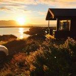Foto de Kaldbaks-kot Cottages