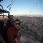 Balloon ride arranged by Osman (Vineyard Cave Hotel)