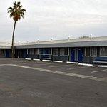 Typical motel design