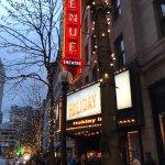 5th Avenue entrance to the 5th Avenue Theatre