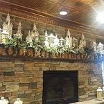 inside the Keeter Center dining room